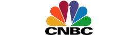 CNBC logo for news article on 20 of the world's hottest startups